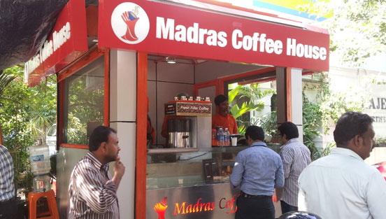 Madras Coffee House